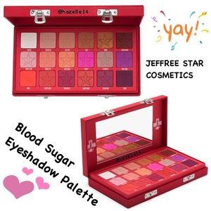 JSC Blood Sugar Eyeshadow Palette
